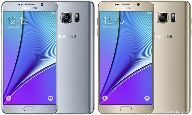 Samsung Galaxy Note5 Duos