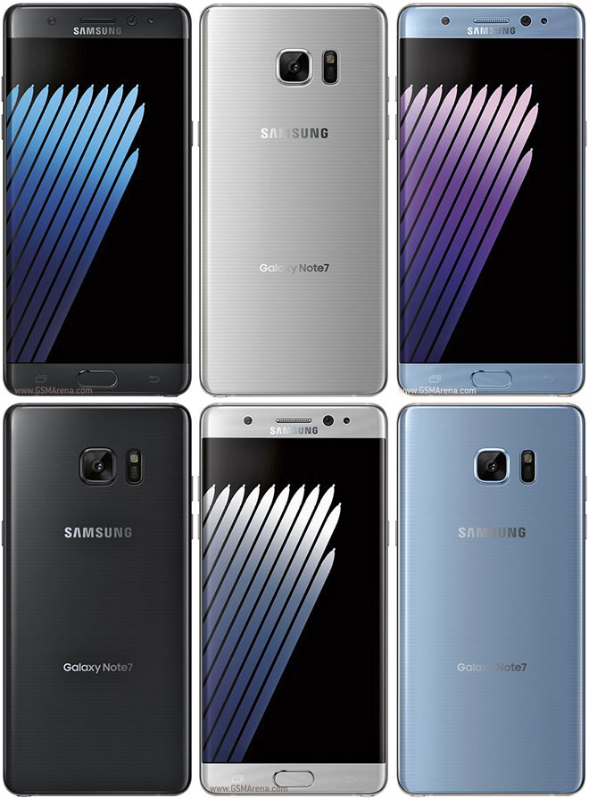 Samsung Galaxy Note7 (USA)