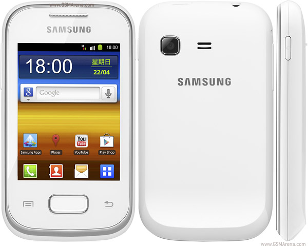 Samsung Galaxy Pocket plus S5301 pictures, official photos