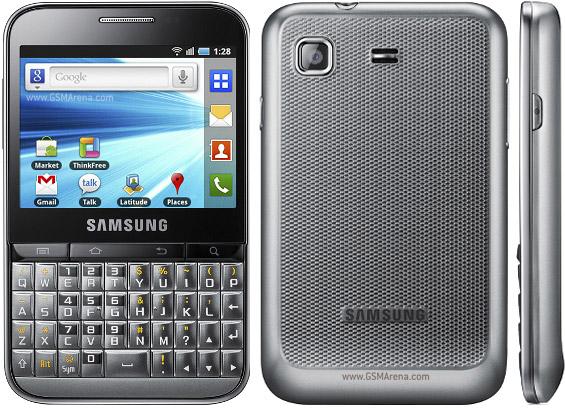 samsung galaxy pro b7510 pictures official photos rh gsmarena com Samsung Galaxy Y S5360 Harga Samsung Galaxy Pro B7510