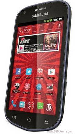 Samsung Galaxy Reverb M950