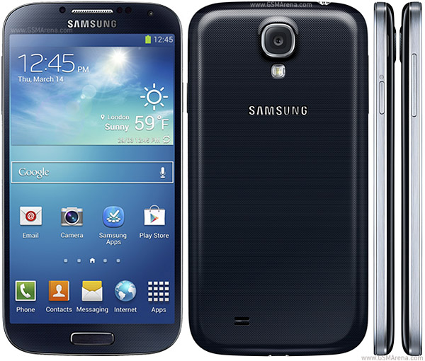 samsung galaxy s4 phone black. samsung i9500 galaxy s4 phone black