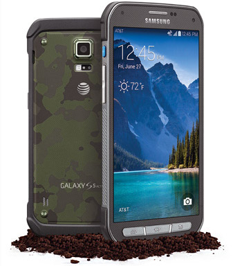 Galaxy S5 Active Becomes Latest Samsung Mobile in Denmark