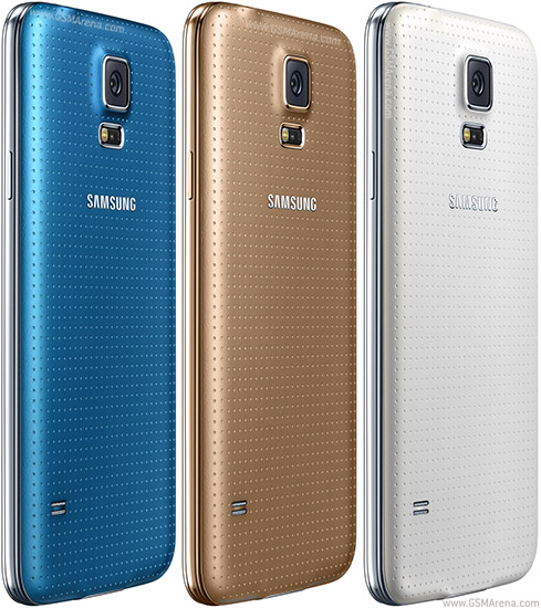 Samsung Galaxy S5 Pictures Official Photos