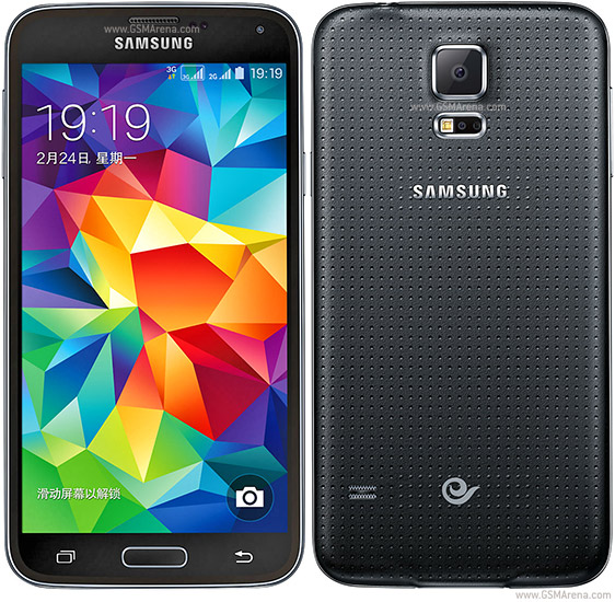 Samsung Galaxy S5 Duos pictures, official photos