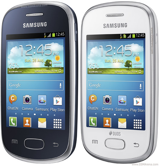 samsung galaxy star s5280 - photo #6
