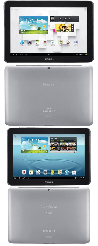 Samsung Galaxy Tab 2 10.1 CDMA