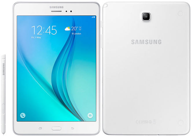 Samsung Galaxy Tab A 8.0 & S Pen