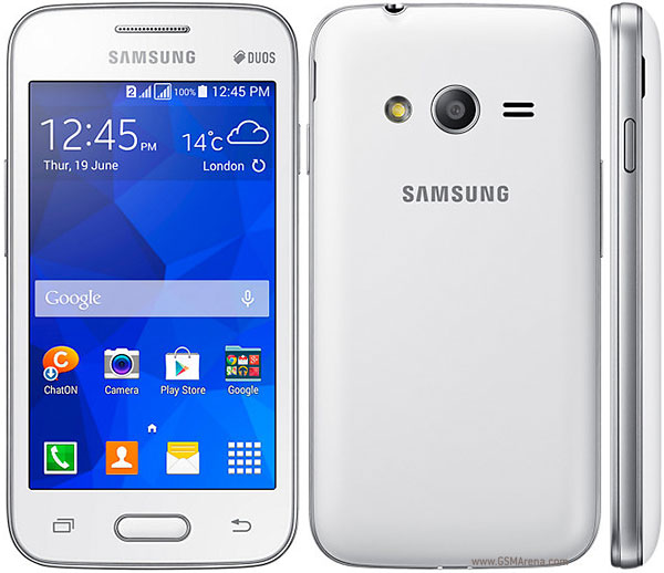 Samsung Galaxy V Plus Pictures Official Photos