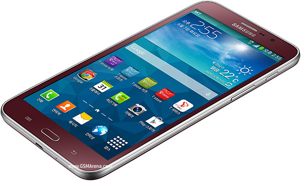 Samsung Galaxy W pictures, official photos