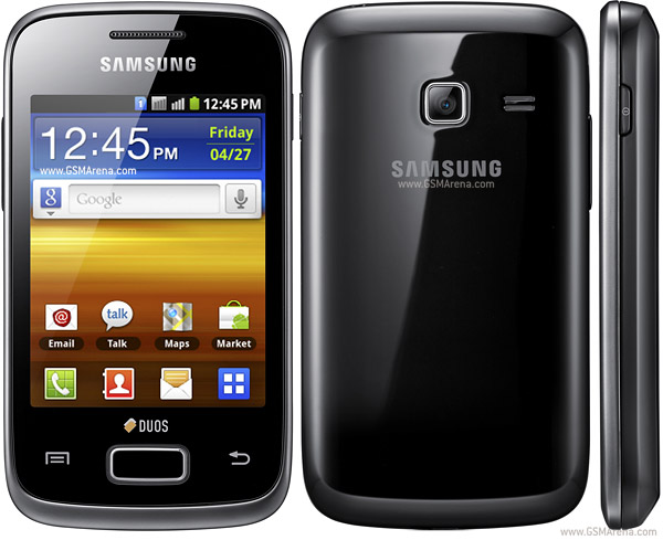 Samsung Galaxy Y Duos user ratings and reviews
