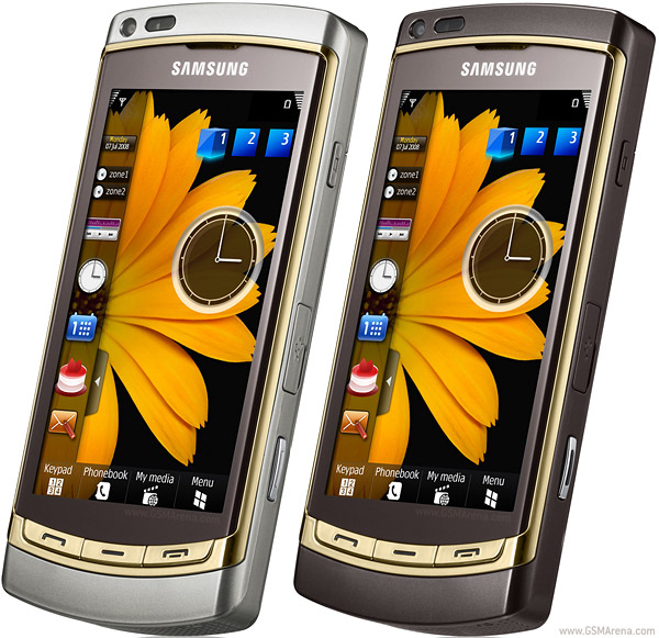 Samsung I8910 Omnia HD Pictures Official Photos