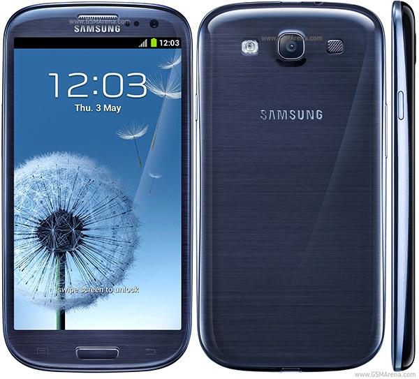 Samsung Galaxy S 3 Zoll