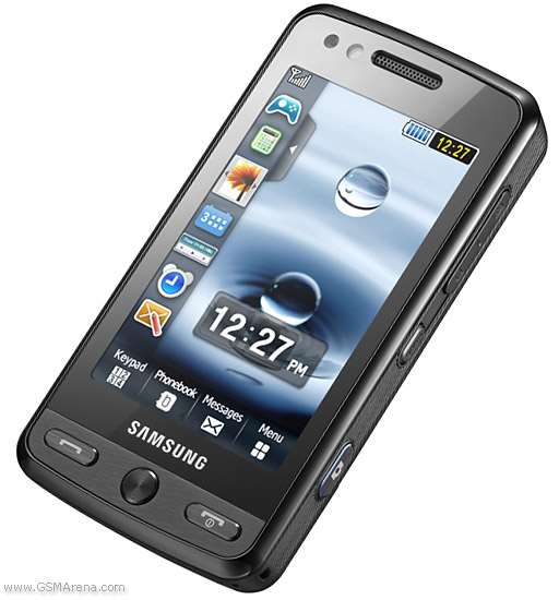 Samsung M8800 Pixon pictures, official photos