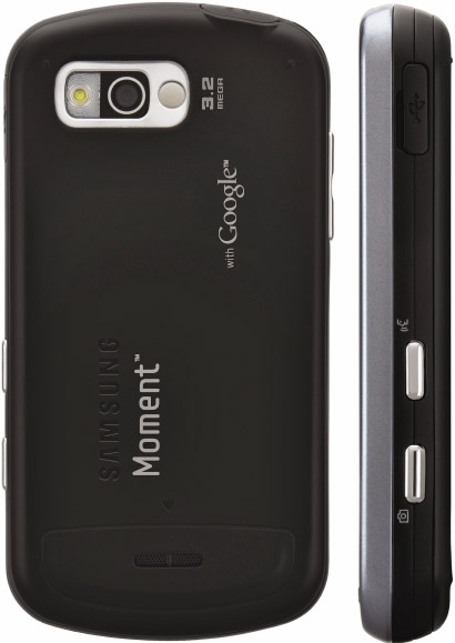 Samsung M900 Moment