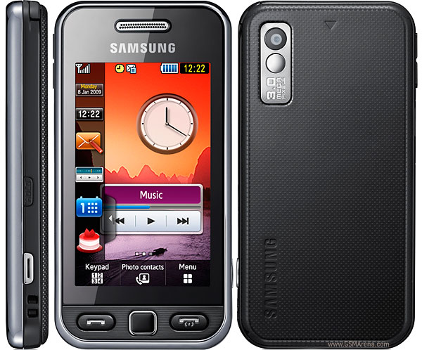 Samsung S5230 Star Pictures Official Photos
