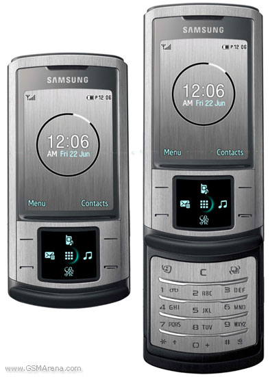 Samsung U900 Soul Pictures Official Photos