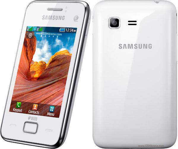 Samsung Star 3 Duos S5222
