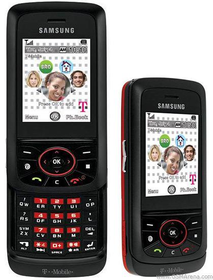 Samsung T729 Blast