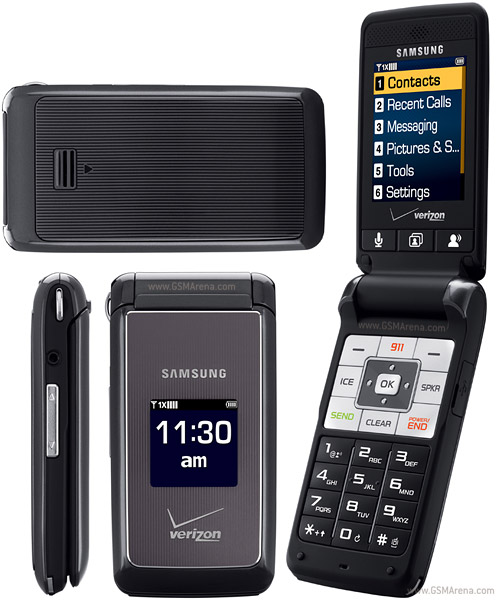 Samsung U320 Haven