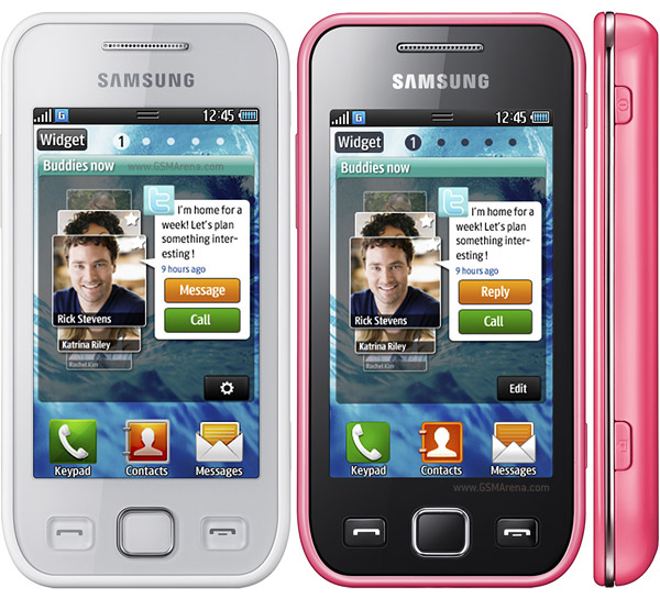 samsung s5750 wave575 pictures official photos
