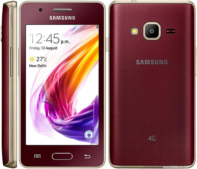 Samsung Z2 pictures, official photos