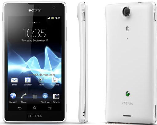 Sony Xperia GX SO-04D
