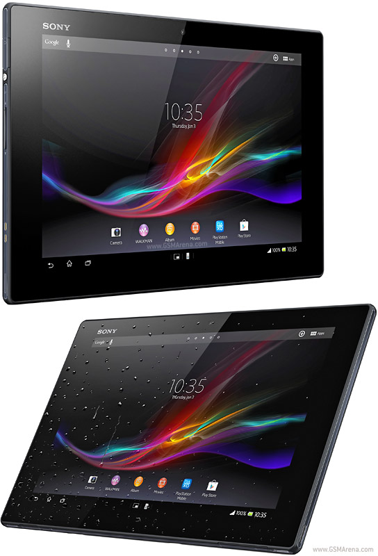 Sony Xperia Tablet S – Wikipedia, wolna encyklopedia