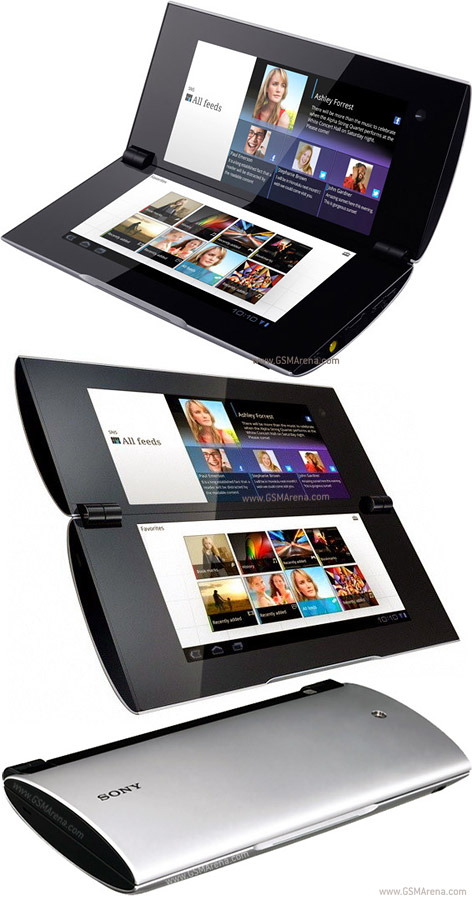 sony tablet p 3g pictures official photos. Black Bedroom Furniture Sets. Home Design Ideas
