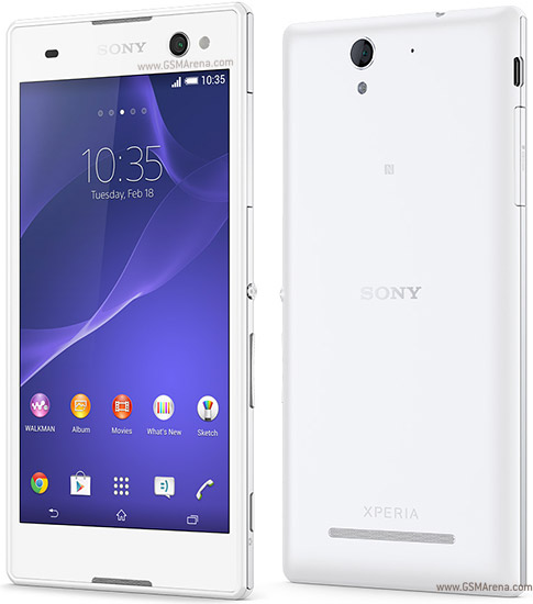 Xperia C Specification Sony Xperia C3 ...