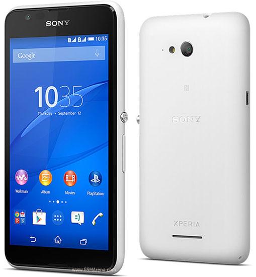 Sony Xperia E4g
