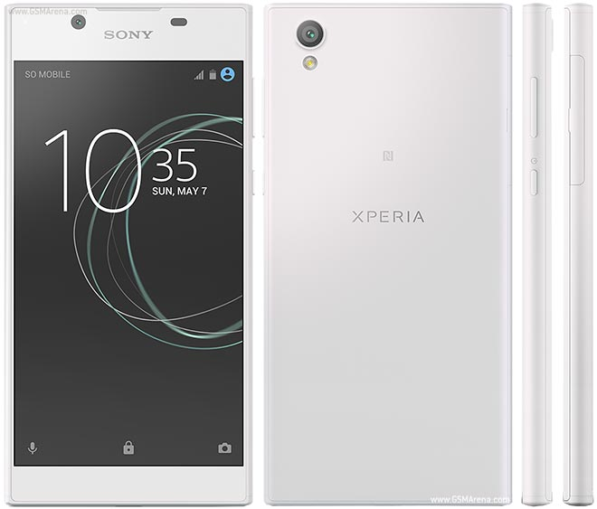 Sony Xperia L1 pictures, official photos