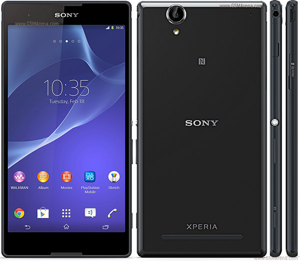 Sony Xperia T2 Ultra Dual Pictures Official Photos