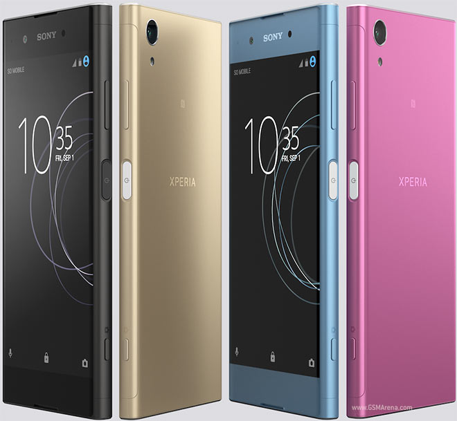 Sony Xperia Xa1 Plus Pictures Official Photos