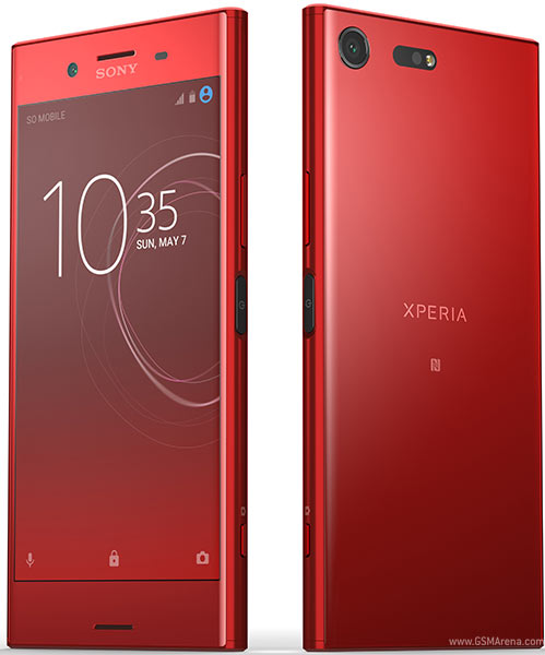 Sony Xperia XZ Premium pictures, official photos