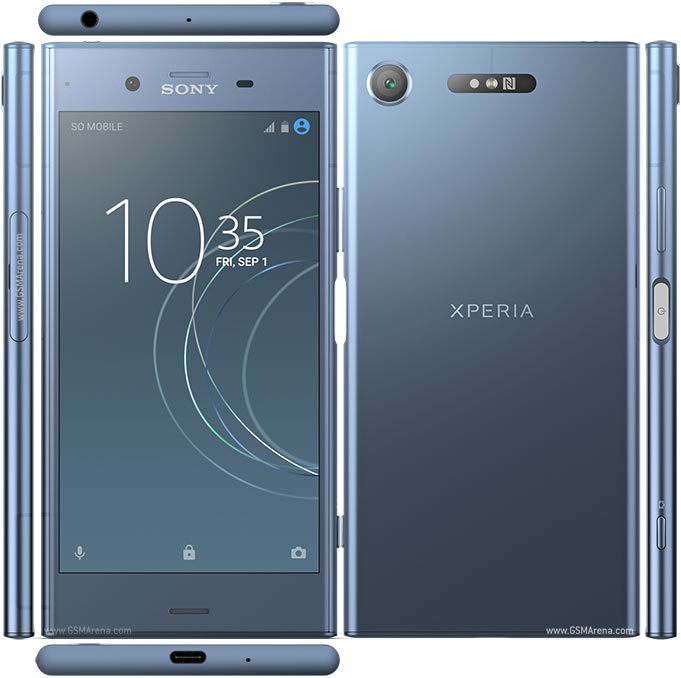 Sony Xperia Xz1 Pictures Official Photos