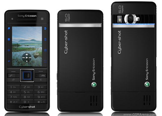 Sony Ericsson C902 pictures, official photos