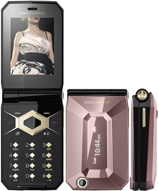 Sony Ericsson Jalou D&G edition