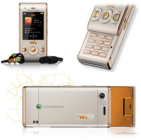 Sony Ericsson W595 pictures, official photos