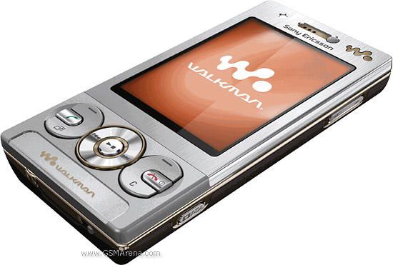 Sony Ericsson W705 pictures, official photos