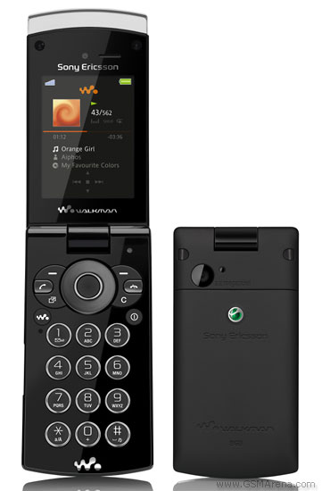 Sony Ericsson W980
