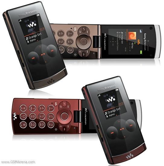 Sony Ericsson W980 with Vodafone