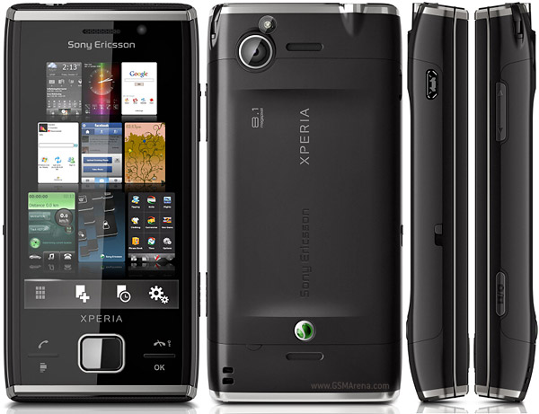 sony ericsson xperia x2 pictures official photos