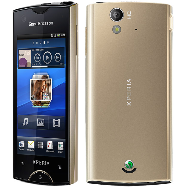 sony ericsson xperia ray pictures official photos