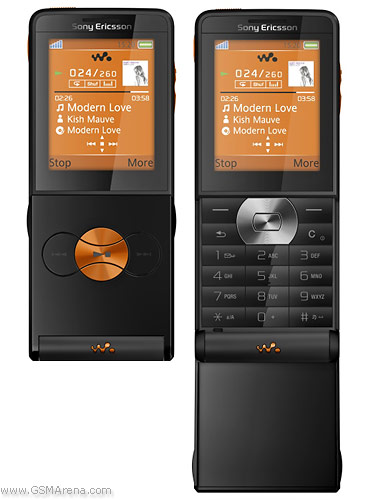 Sony Ericsson W350 pictures, official photos