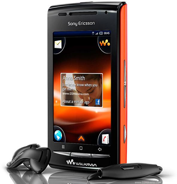 Sony Ericsson W8
