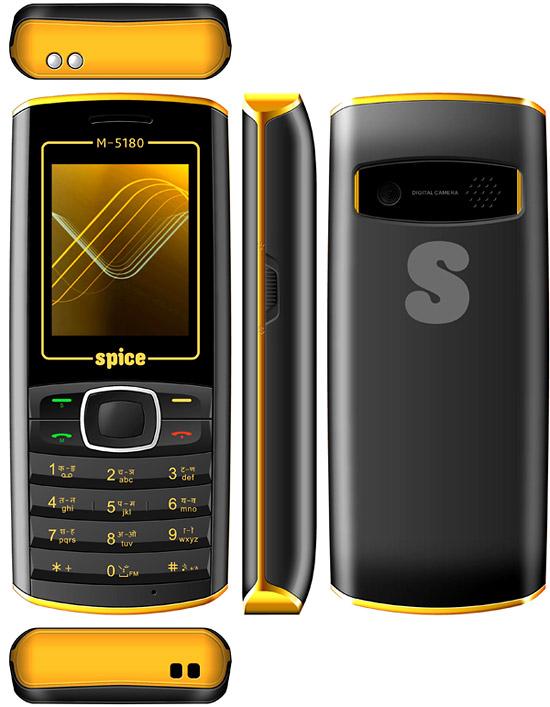Spice M-5180