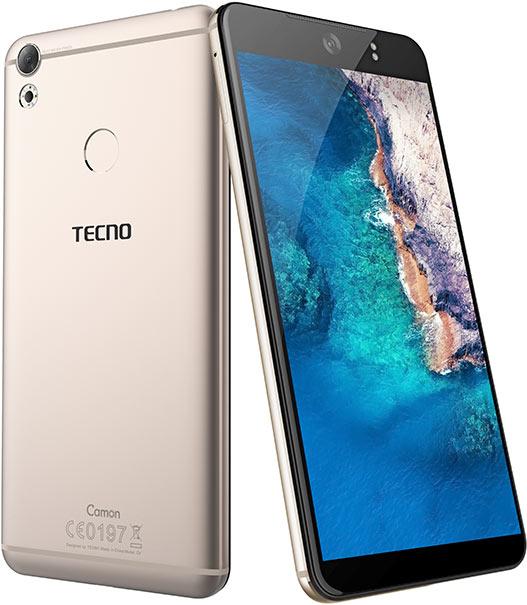 Tecno Camon CX MT6750 (CX-H501DEFG-N-180314V177) [Factory