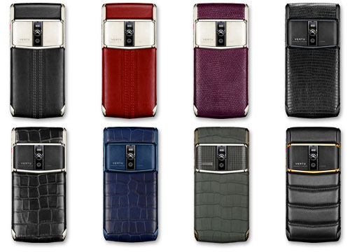 Vertu Signature Touch (2015)