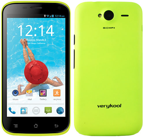 verykool s5012 Orbit
